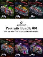 El Cheapo Portraits - Bundle 01 [BUNDLE]