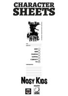 Character Sheet - Nosy Kids