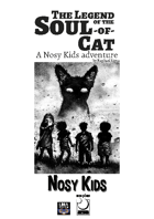 The Legend of the Soul-of-Cat an adventure for Nosy Kids
