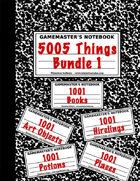 5005 Things-1 [BUNDLE]