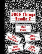 5005 Things-2 [BUNDLE]