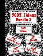 5005 Things-3 [BUNDLE]