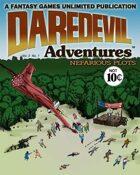 Daredevil Adventures: Nefarious Plots
