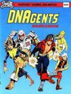 The DNAgents Sourcebook