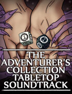 Sword of Hearts - The Adventurer's Collection Tabletop Soundtrack