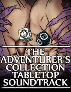 The Grand City Awaits - The Adventurer's Collection Tabletop Soundtrack
