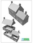 france / ardennen building (stl file)