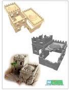 modular arabic building set (stl file)