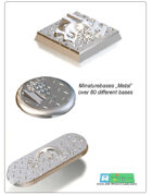 "miniatures Base Set ""Mechanics / Metal"" (STL Files)"