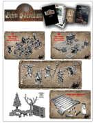 Grim Saeculum - 3D printable Game (STL + PDF Files)