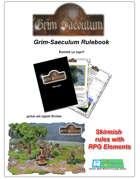Grim Saeculum Rulebook (PDF)