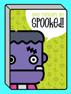Even Monsters Get Spooked!
