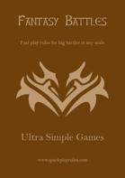Ultra Simple Games - Fantasy Battles
