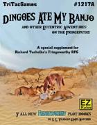 Dingoes Ate My Banjo!