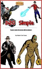 D20 Simple FREE