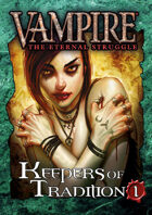 Keepers of Tradition Reprint Bundle 1