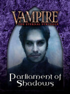 Sabbat - Parliament of Shadows (Lasombra Starter)