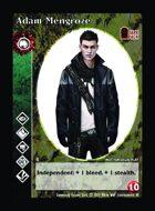 Adam Mengroze - Custom Card