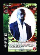 Aaron - Custom Card