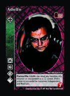 Adolfo - Custom Card