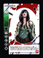 Akhasha - Custom Card