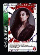 Ailha, Agent Of The Tal'mahe'ra - Custom Card
