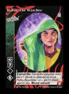 Crypt - Hafsa, The Watcher - Assamite