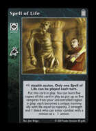Library - Spell of Life - Action