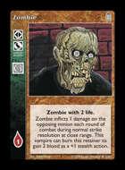 Library - Zombie - Retainer