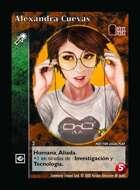 Alexandra Rabin - Custom Card