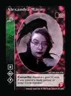 Alexandra Marie - Custom Card
