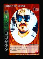 Junior De Sousa - Custom Card