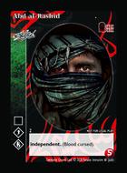 Abd Al-rashid                .         - Custom Card