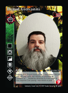 Draud Giovanni - Custom Card