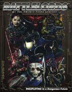 Battlelords - Battlelord's of the Twenty-Third Century Rulebook (6th Edition)
