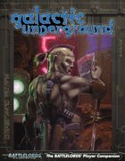 Battlelords - Galactic Underground (6th Edition)