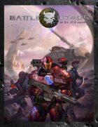 Battlelords of the 23rd Century Rulebook (Kickstarter/7th Edition)