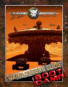 Warmonger's Guide: Boot Camp (Kickstarter/7th Edition)
