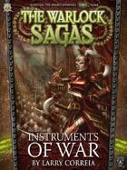 The Warlock Sagas: Instruments of War
