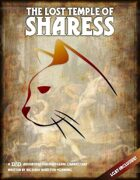 The Lost Temple of Sharess
