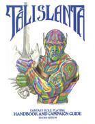 Talislanta Handbook Campaign Guide 2E