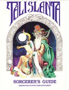 Talislanta Sorcerer's Guide 1E