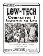 GURPS Low-Tech Companion 1: Philosophers and Kings