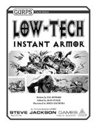 GURPS Low-Tech: Instant Armor