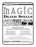 GURPS Magic: Death Spells