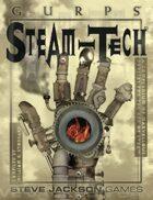 GURPS Classic: Steam-Tech