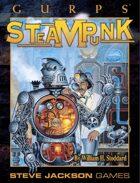 GURPS Classic: Steampunk