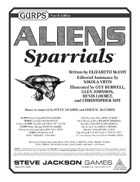 GURPS Aliens: Sparrials