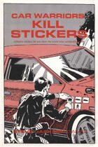Car Warriors Kill Stickers