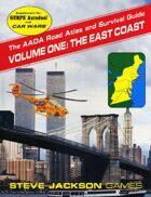AADA Road Atlas V1: The East Coast